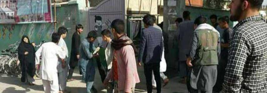 ISIS claims responsibility for the deadly Kabul attack on Shiite educational center