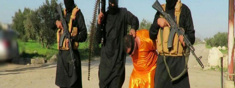 ISIS executes 4 Egyptians on charge of spying for the government