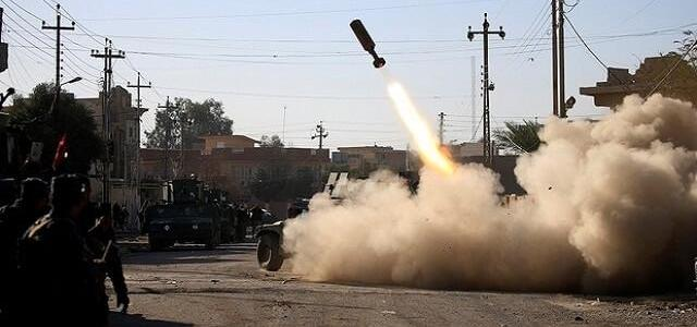 ISIS militants are attaching small munitions to quadcopters in attempt to kill Iraqi troops that are retaking Mosul