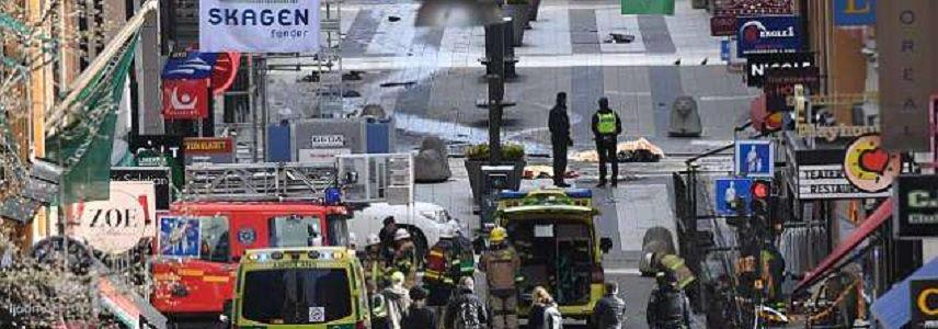 Terror suspect in the latest stabbing in Sweden identified as 22-year-old Afghan national