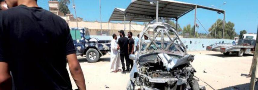 ISIS terrorist attack kills seven West Libya