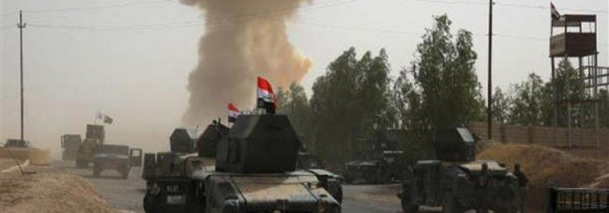ISIS terrorist group claims responsibility for the deadly attack Anbar