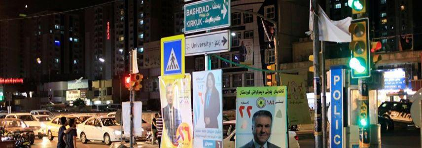 ISIS terrorists claimed the assassination of Iraqi election candidate