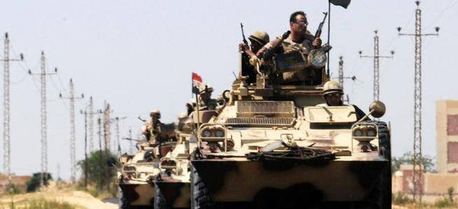 ISIS terrorists clash with Bedouin tribes in Egypt's Sinai