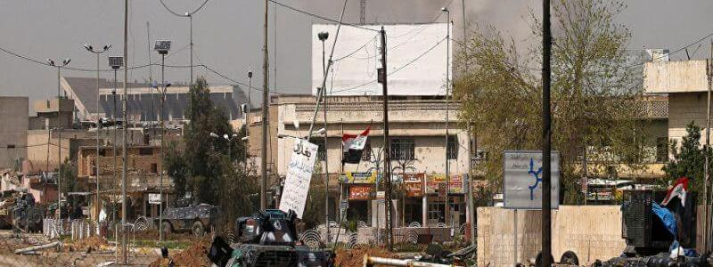 ISIS terrorists use poisonous gas against civilians in Iraq's Mosul