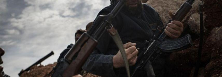 ISIS terrorists withdraw from vast areas of Badiyeh in Sweida