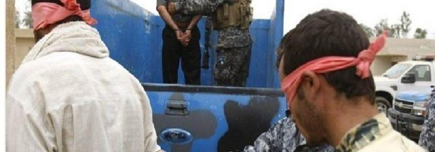 Iraqi Interior Ministry: Ten dangerous Islamic State terrorists arrested in Mosul