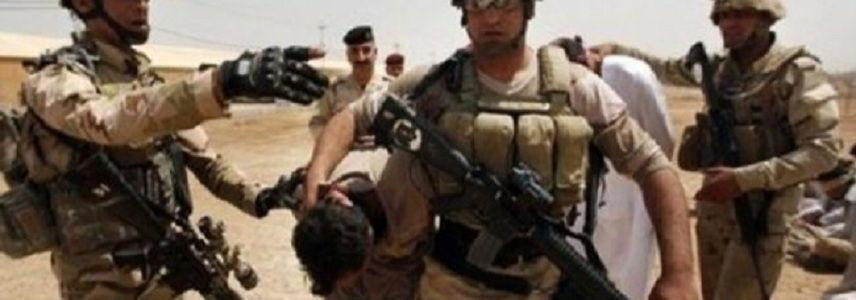 Iraqi troops arrest ISIS terrorist and destroyed terrorist hideout in Nineveh