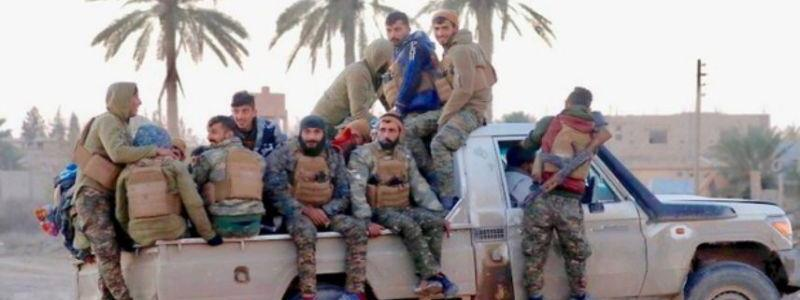 Islamic State terrorists are living their final moments in Syria enclave