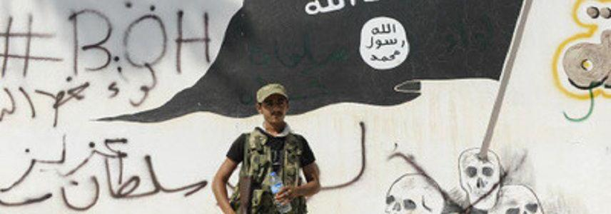 National Investigation Agency officials interrogate key ISIS operative in Manila