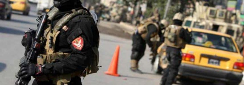 Paramilitary personnel killed and several are injured in ISIS attack east of Salahuddin