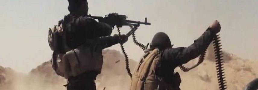 Paramilitary troops deny attacks by Islamic State terrorists against Nineveh