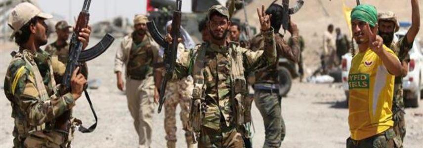 Six Hashd al-Sha'abi fighters killed in ISIS attack in Iraq's Salahuddin