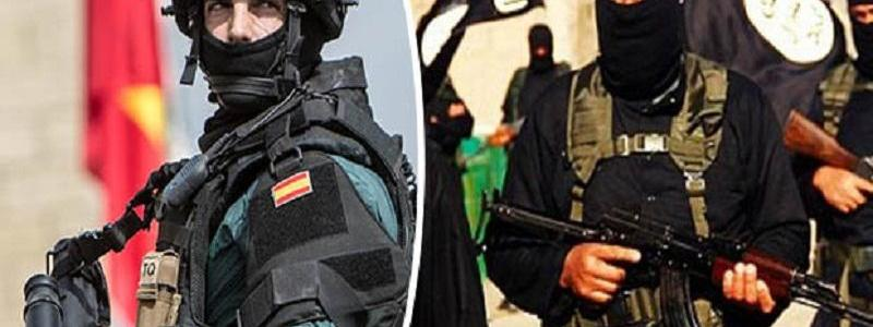 Spanish police authorities detained ISIS-linked group with links to Brussels attack
