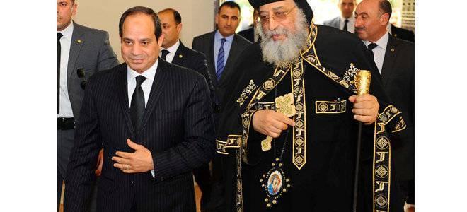 Terrorist suspect detained for involvement in Egypt church bombings