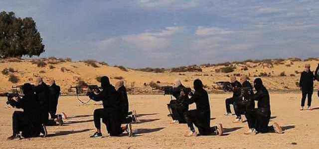 Two armed assailants detained in Shengal turn out to be ISIS terrorist group members