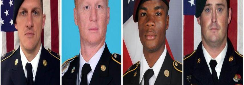 U.S. identifies 3 ISIS militants who led deadly ambush in Niger