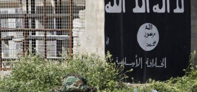Will ISIS use chemical weapons against Israel or Israelis in Europe