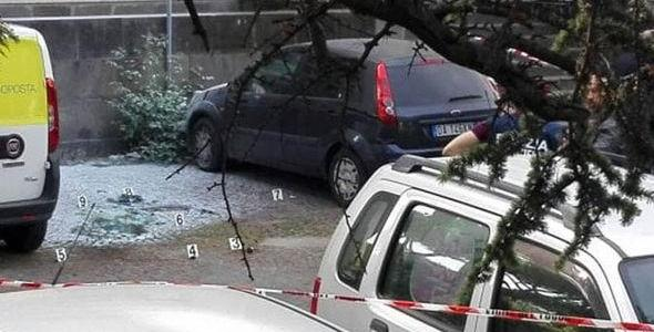 Double explosion in Rome by packed post office – bomb found hidden between two cars