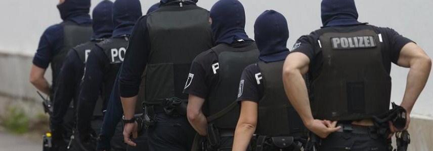 German authorities raid homes of ISIS terrorist group members