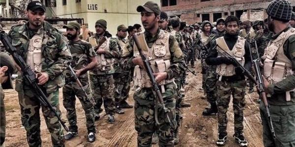 Hezbollah Al-Nujaba sends special forces to Iraqi-Syrian borders