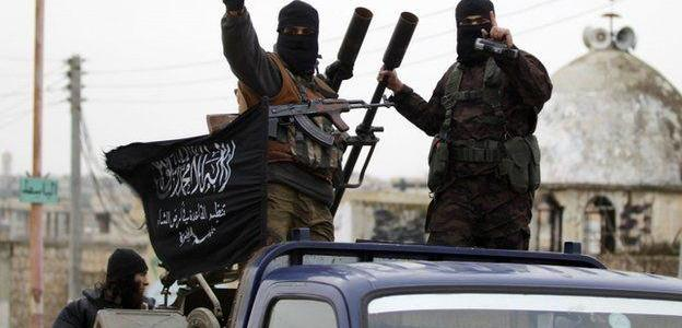 How Al-Nusra Front split from the Islamic State terrorist group?