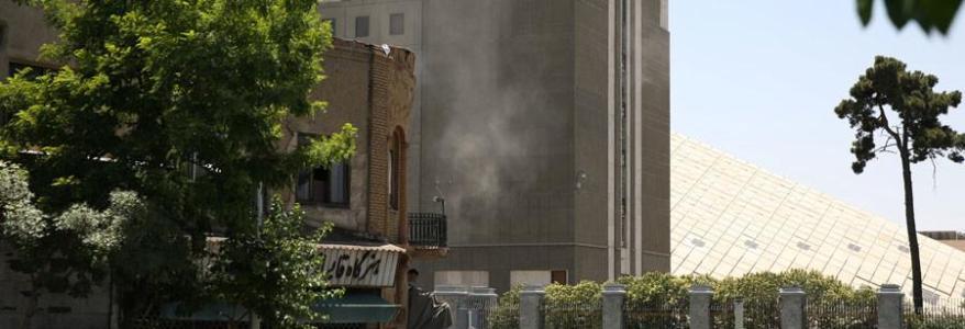 Iran Revolutionary Guards blame Saudi Arabia for deadly attacks in Tehran