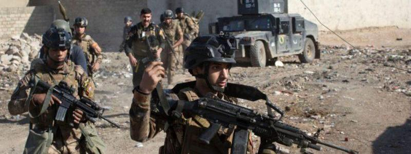 Iraqi troops storm Mosul's Old City the last ISIS stronghold