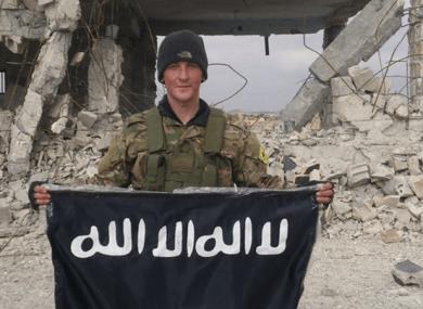 "ISIS gangs call Kurdish man ""infidel"" and behead him"