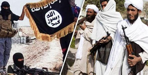 ISIS terrorist group declares war on Taliban