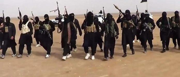 ISIS terrorists killed 33 young men in Syria with 'sharp tools'