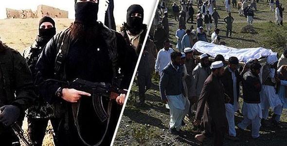 Islamic State terrorist kill top Afghan Taliban official in Pakistan