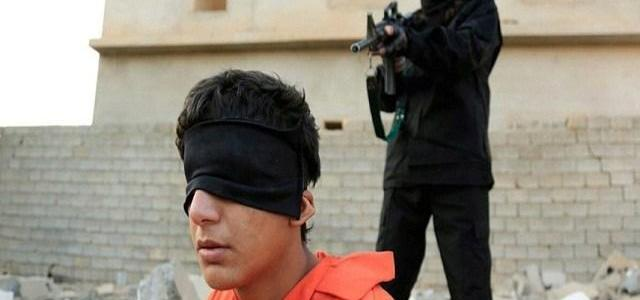 Islamic State terrorists execute young man in Kirkuk who spied for security forces