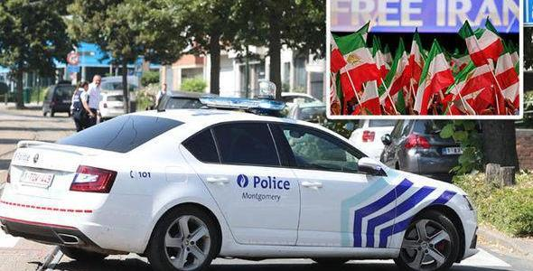 Terror attack foiled – plot to bomb Iran rally