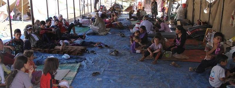 LSE report: ISIS terrorists killed or kidnapped around 9.900 Yazidis in Iraq
