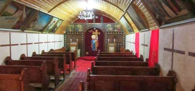 Islamic State kills a Coptic Orthodox priest in Egypt's Sinai Peninsula