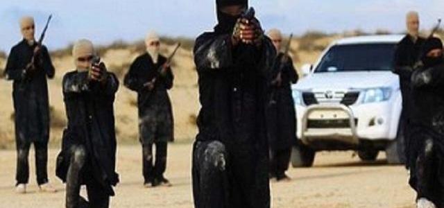 ISIL militants executed 24 civilians in northwest of Manbij, Syria