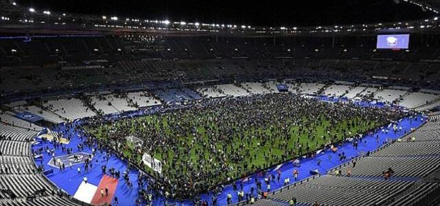 Terror suspects who 'entered Europe with Stade de France suicide bombers' are extradited from Austria over alleged links to ISIS fanatics who carried out Paris slaughter