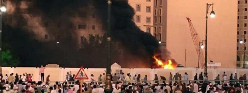 Saudi Arabian authorities detain 46 militants involved in Medina attack