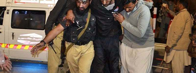 Three policemen killed by ISIS terrorists in Pakistan's Balochistan