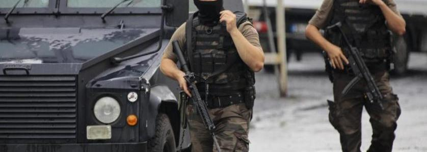 Twelve foreign and five Turkish ISIS suspects detained in Istanbul