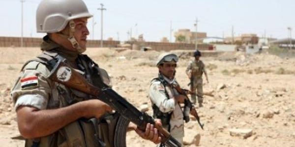 Two border troops personnel killed and three others injured in western Anbar province