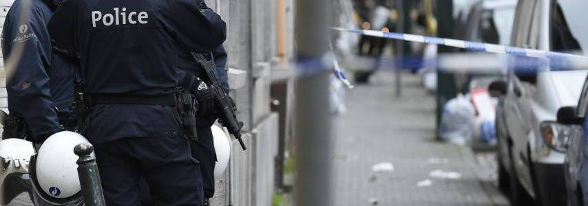 Belgium charges man with participating in terrorist activities after weekend arrest