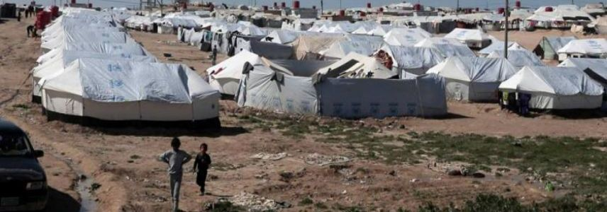 Children death toll at Syria's al-Hol camp rises to 235