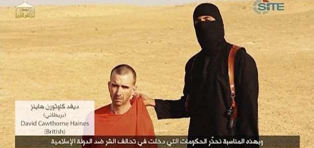 Family of murdered ISIS hostage say they are sick of waiting for his body to be found