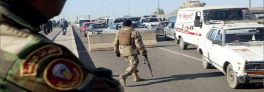 Five Iraqi soldiers killed and several others injured in Islamic State terror attack west of Mosul