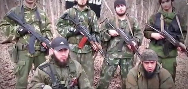 ISIS Russian cell calls on its millions of Muslims in Russia to attack