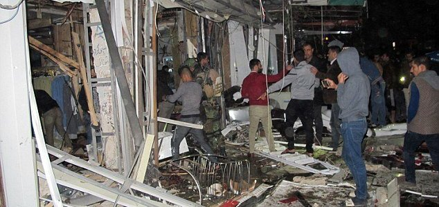 ISIS claim responsibility for attack on Baghdad shopping mall