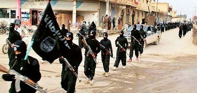 ISIS terrorists are preparing for a 'final battle' against the West