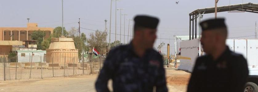 Iraq sentences four terrorists to death for joining the ISIS terror group